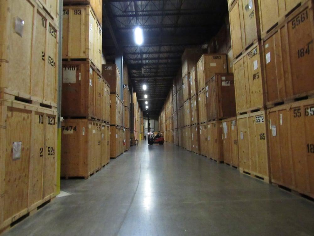 Victory Van Warehouse