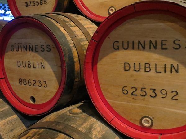 Guiness beer Dublin, Ireland