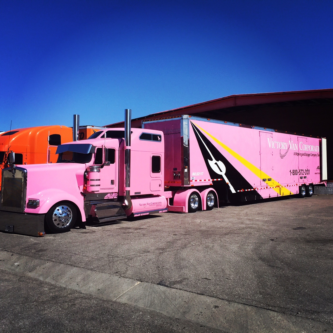 Movers Support Breast Cancer Awareness Month