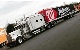 Victory Van Nats truck