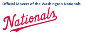Official Washington Nationals mover