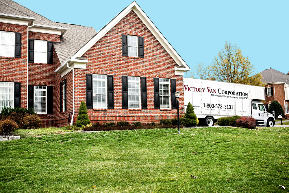 Home moving company Victory Van