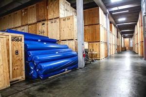 storage solutions victory van