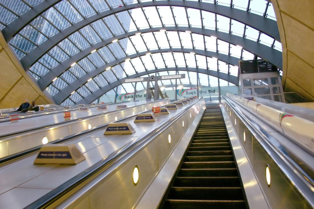 How the different types of transport hubs in London can aid transportation.