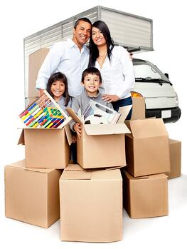 guide to moving with kids