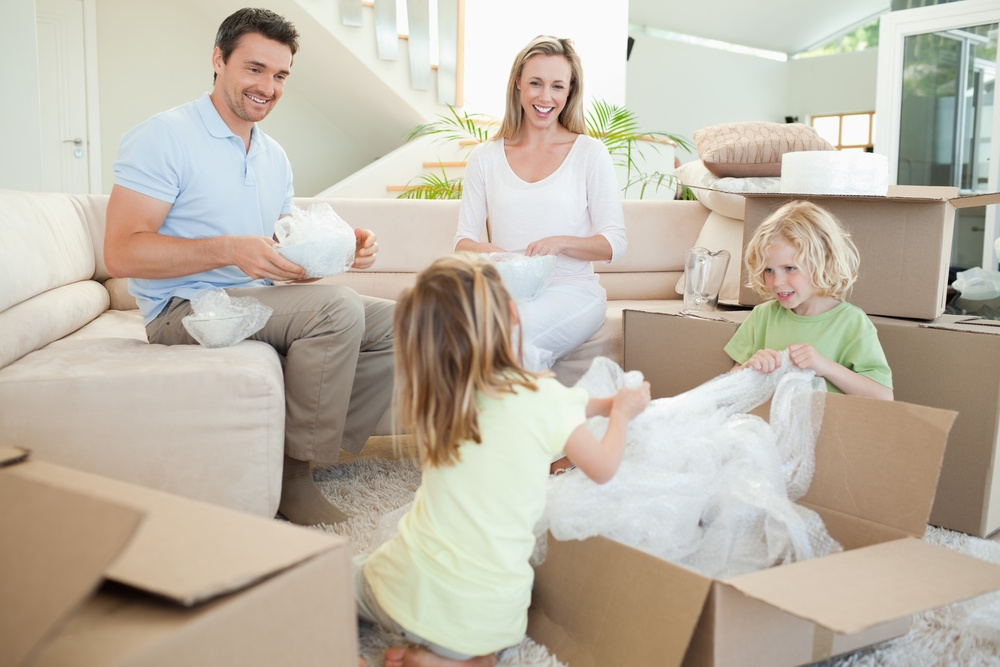 Our home moving services.