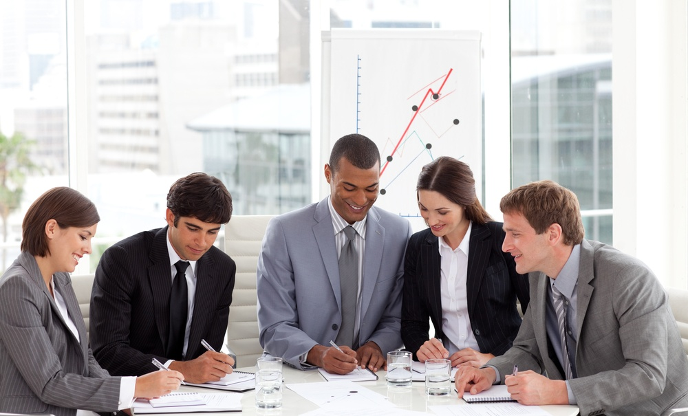 Building a team through communication before an office relocation.
