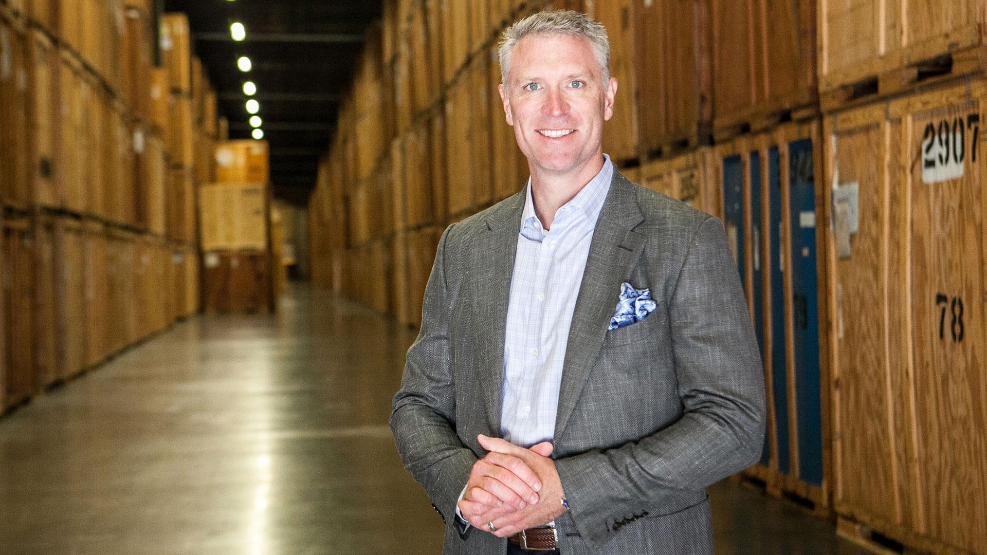 Chris Patton CEO Victory Van