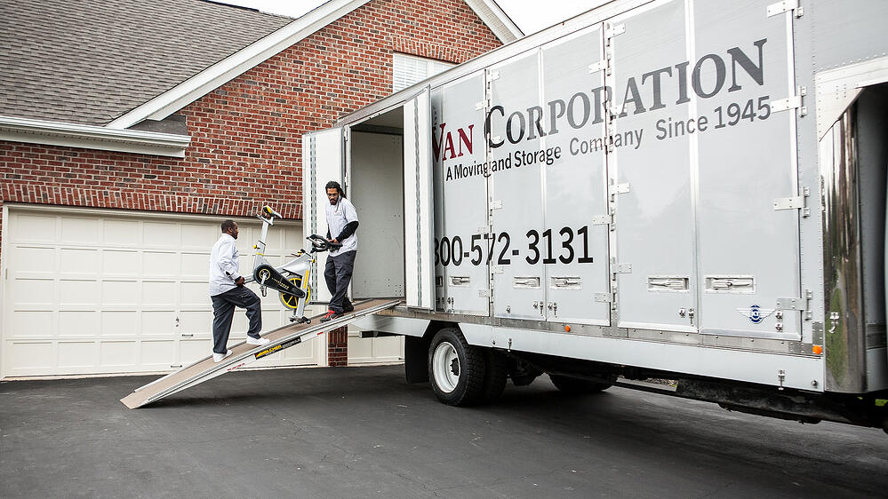 victory van moving company human resources