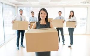 Office Relocation Services in Alexandria, VA
