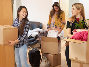 College Moving Companies in Alexandria, VA
