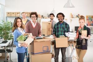 Office Relocation in Alexandria, VA, Sterling, VA, & Coral Springs, FL