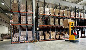 Logistics and Warehouse Storage in Alexandria, VA