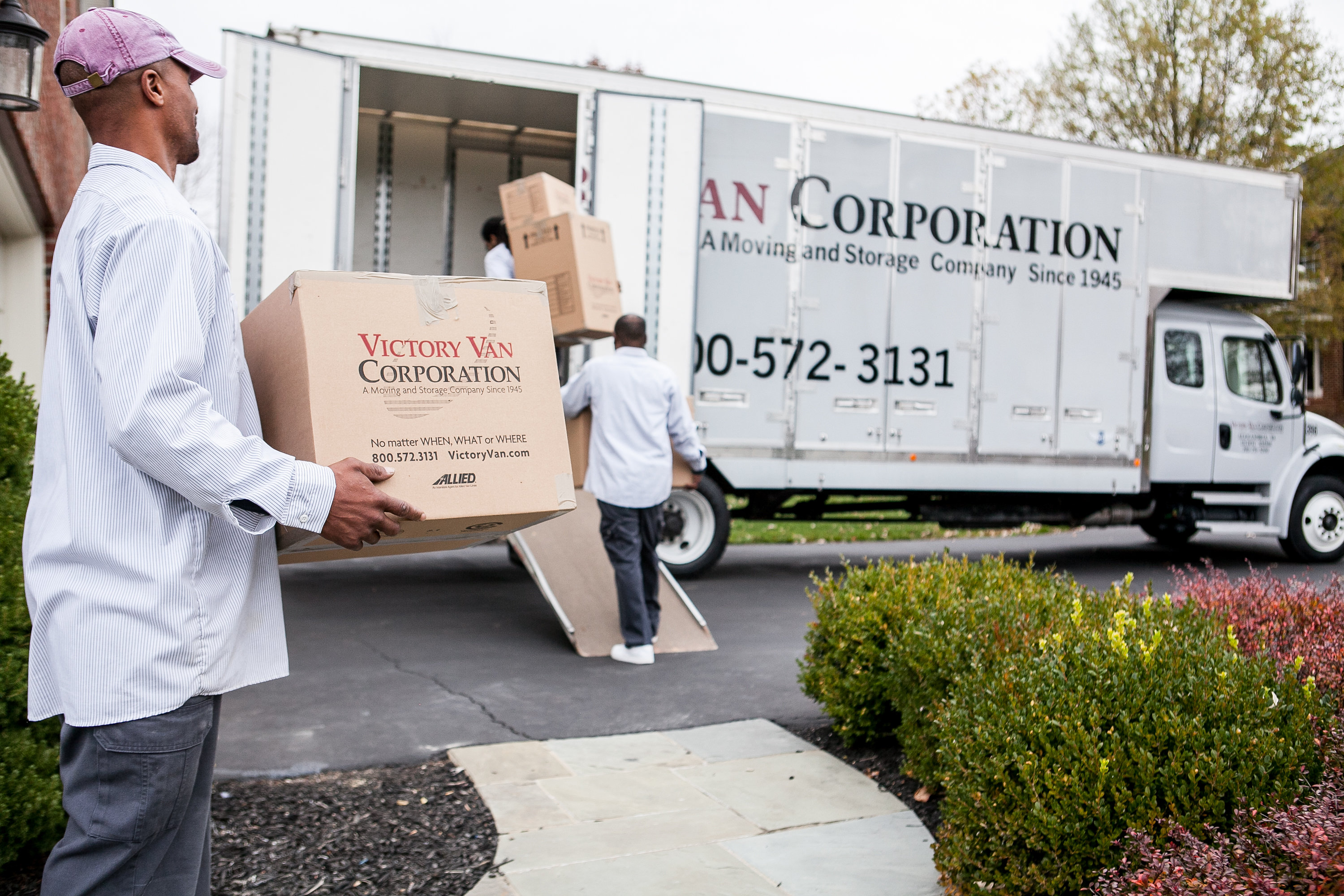 victory van moving company USA