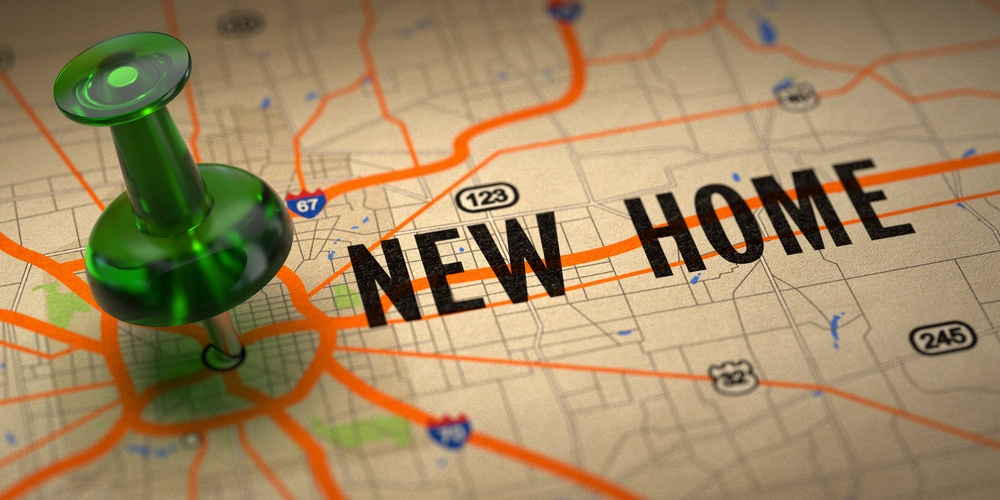 How to sell and find a new house before moving.