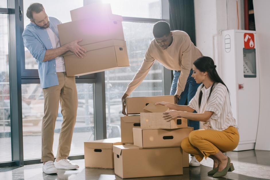 Office Relocation Packing Tips in Alexandria, VA