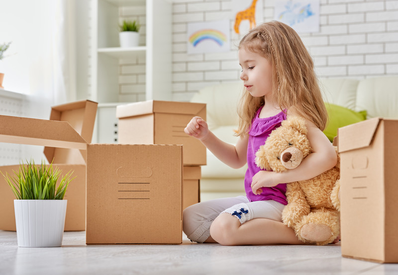 Packers and Movers' Advice for Moving with Children