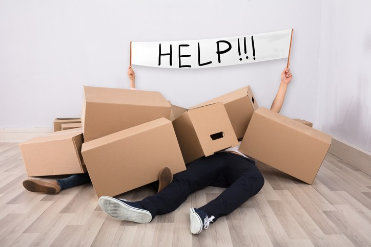 Tips from Local Movers on Moving on Short Notice