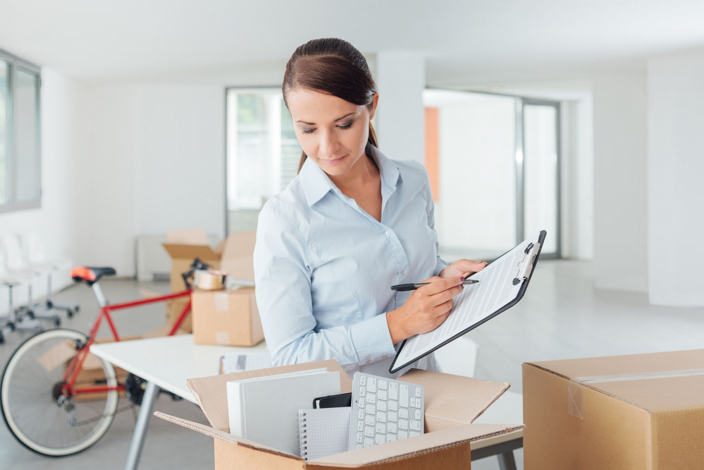 Commercial Movers' Ultimate Office Moving Checklist