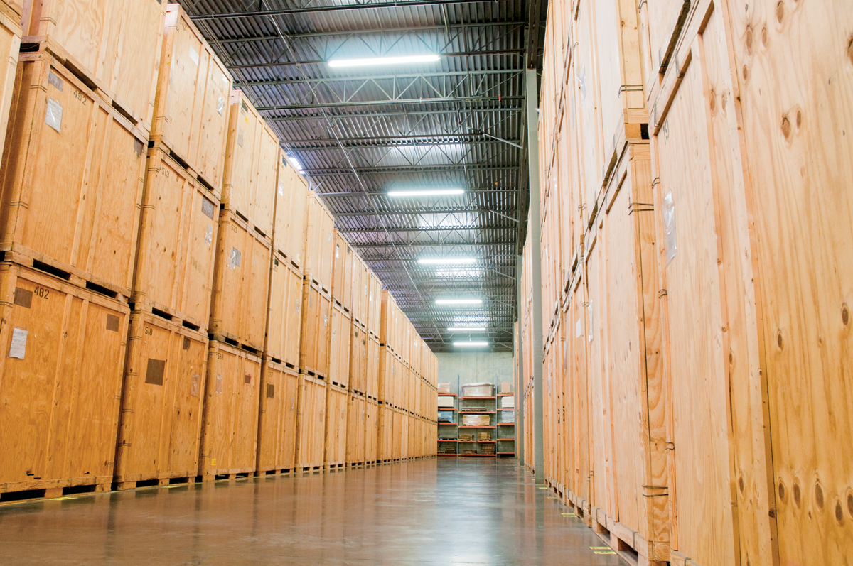Tips on Short-Term Secure Storage Solutions
